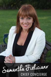 Samantha Fieliciano - Chief Concierge