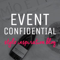 Event Confidential Style Inspiration Blog